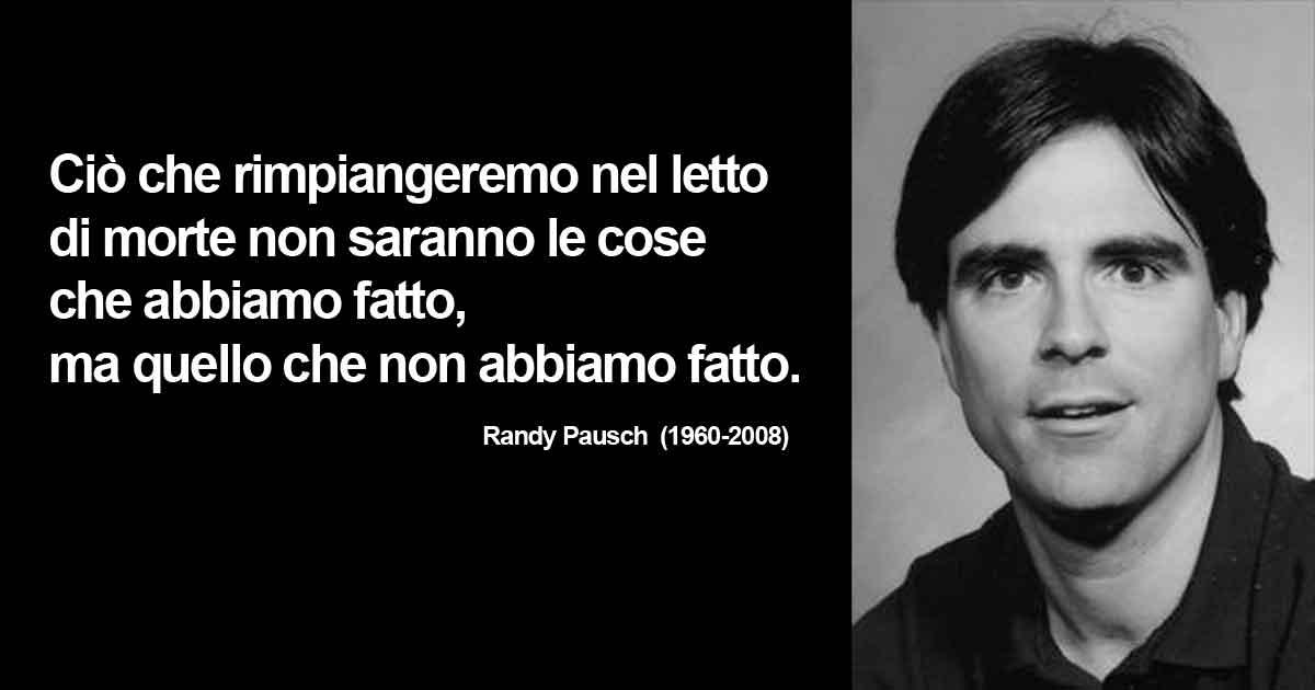Randy pausch FB