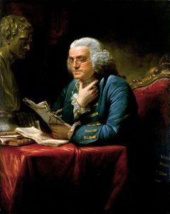 Benjamin Franklin Marketing